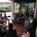 """""""Cendra viva"""" al club de lectura d'Espolla (Alt Empordà)"""