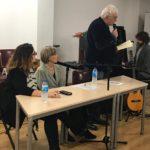 """Presentació d'""""Anaïs sota les voltes"""" als Lluïsos de Gràcia, el 19 d'ctubre. Gràcies a tots els que hi éreu!!!"""