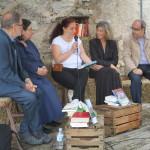 """Dissabte, 4 de juny, presentant """"Cendra viva"""" a Bellprat vila del llibre"""