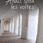 Nova novel·la, al setembre a les llibreries!!!! ANAÏS SOTA LES VOLTES