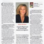"""Entrevista a """"El Temps"""" sobre """"Cendra viva"""""""