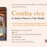 """""""Cendra viva"""" aterra a Palma de Mallorca"""