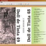 Un article (meu) sobre el Tacte a la revista Doll de Tinta